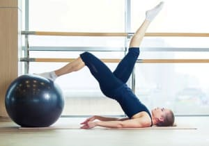 Why Pilates Flattens Abs
