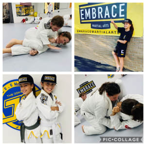 Women in Jiu Jitsu