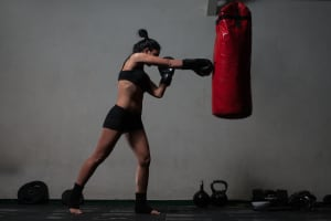 "Women's Self Defense Krav Maga Style- Part 3- The ""Switch"" (The Attack and Your Response)"