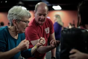Women's Self Defense Seminar with 96.3 WDVD