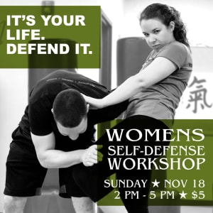 in Pittsburgh - USA Professional Karate Studio - Women's Self Defense Workshop