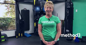 Workout on the Go 4: Core with Sue