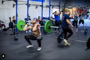 CrossFit in Fort Collins - Yeti Cave CrossFit - Yeti Cave Weekly Workouts Mar. 11-15th