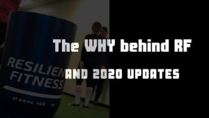 The WHY Behind RF and Updates