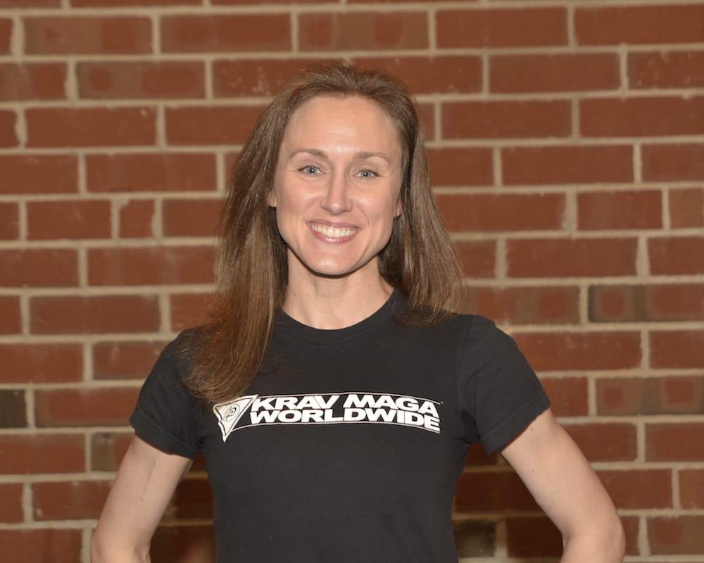 Cassie Rhodes in Raleigh  - Krav Maga Raleigh