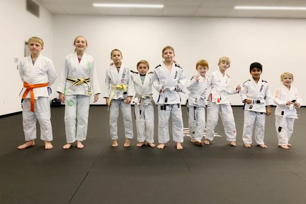 Kids Martial Arts near Mount Pleasant