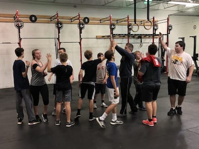 Lake Forest CrossFit Kids and Teens