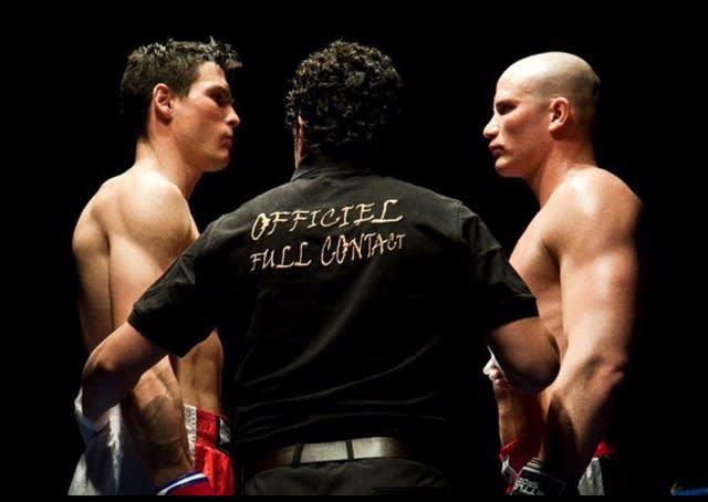 cuyahoga falls muay thai kickboxing