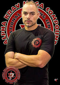Lou Velez in 	 Northbrook - Alpha Krav Maga Compound