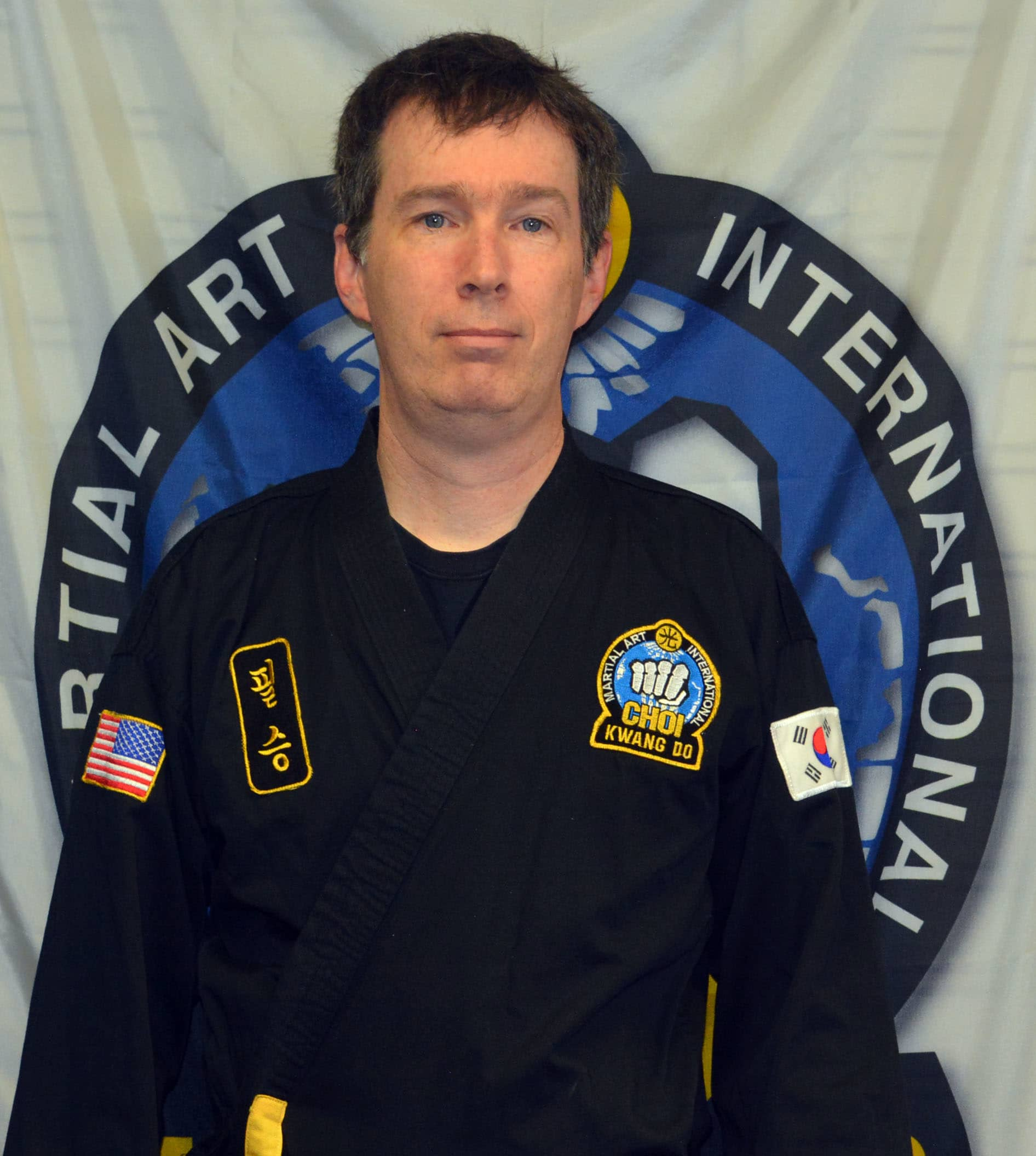 Deputy Master David Carriker in Kennesaw - CKD Martial Arts Of Kennesaw
