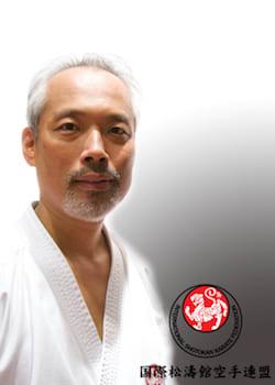 Susumu Sito in Mesa - Shotokan Karate of Arizona
