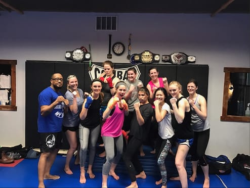 Brazilian Jiu Jitsu  near Boston