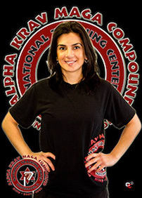 Diana Azrikam in 	 Northbrook - Alpha Krav Maga Compound