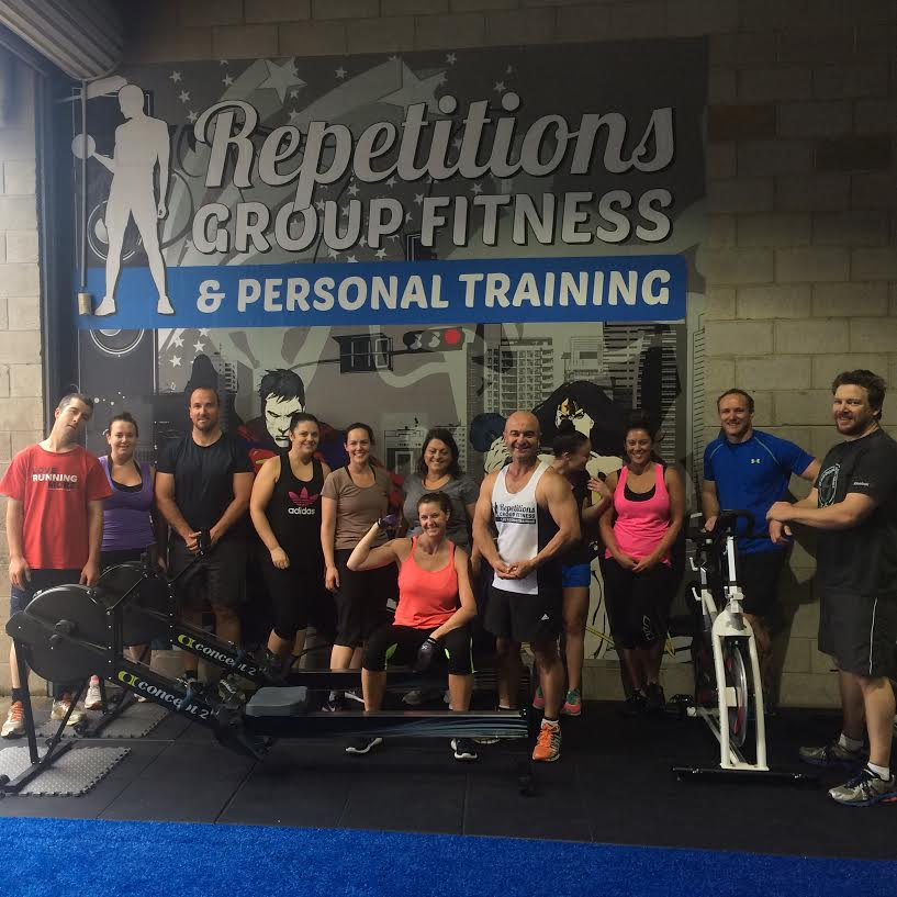 Gym rouse hill