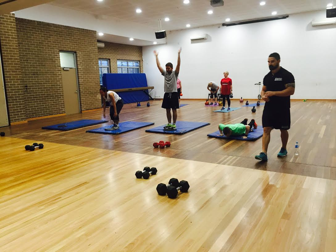 Fitness rouse hill