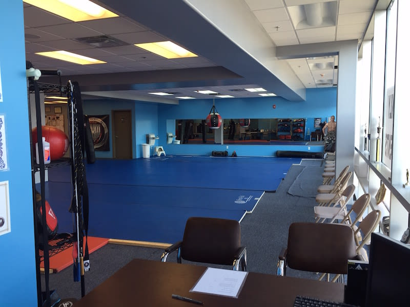 mixed martial arts in philadelphia