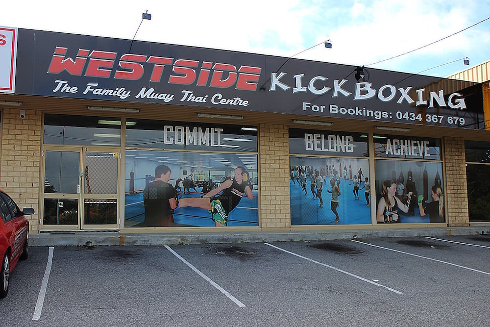 westside kickboxing in fremantle