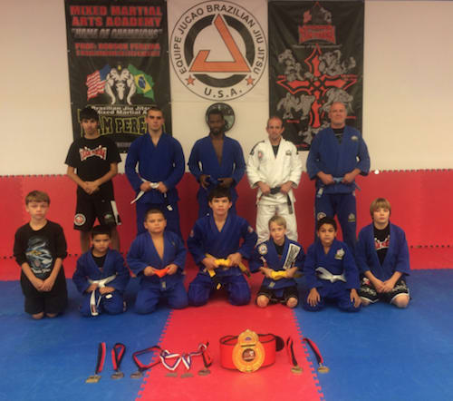 Brazilian Jiu Jitsu in Reading