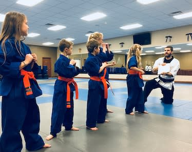 Kids Martial Arts near Appleton