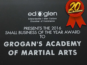 in Edwardsville - Grogan's Academy Of Martial Arts -