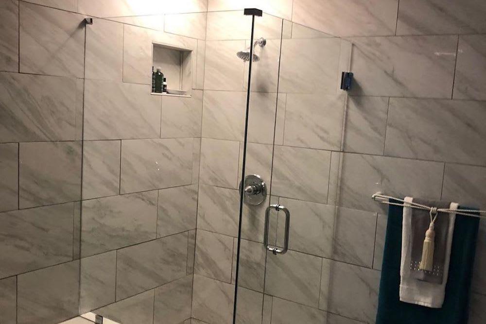 Frameless Shower Doors near Lawrenceville