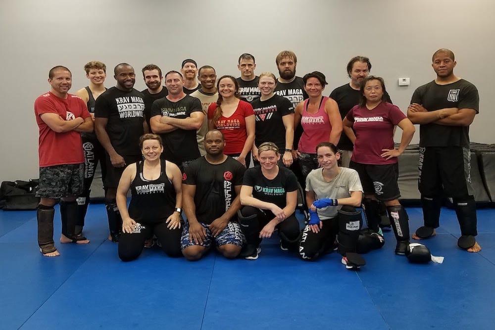 Roswell Krav Maga - Atlanta Krav Maga & Fitness - Roswell