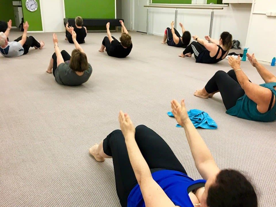 Group Pilates