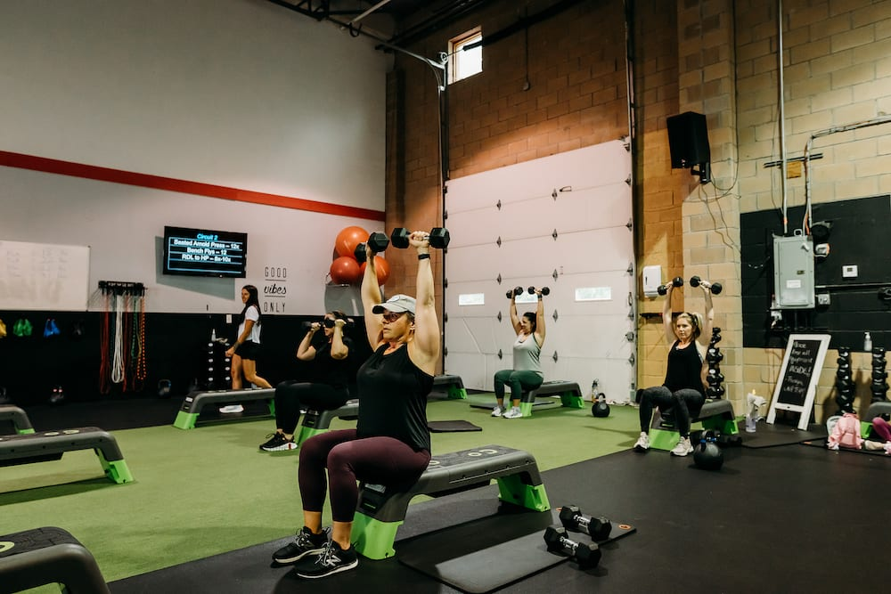 Small Group Personal Training near Wyckoff