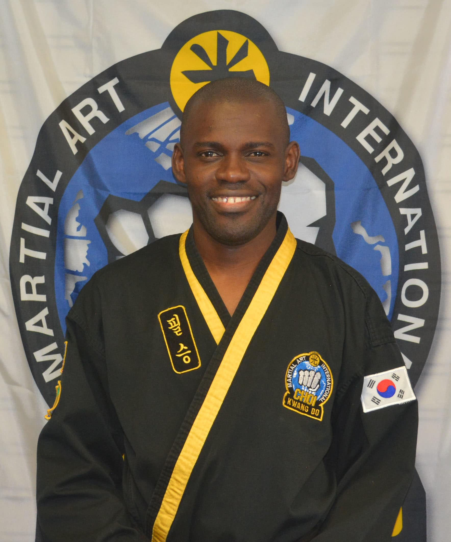Master Guy Nzamba in Kennesaw - CKD Martial Arts Of Kennesaw