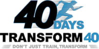 Personal Training  in Cronulla - Transform 40