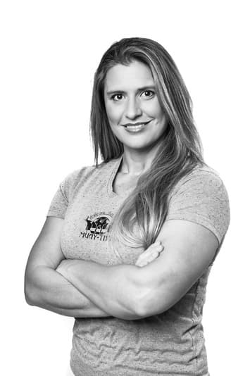 Heather McVey-Beavers in Portsmouth - Bushido Mixed Martial Arts Academy