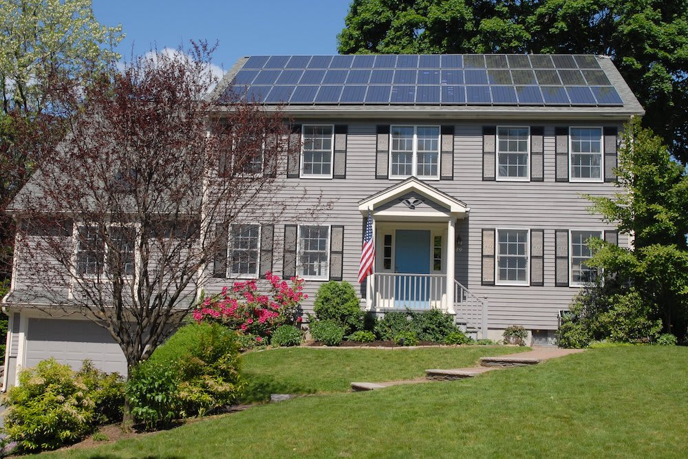 Home Solar near Wilmington