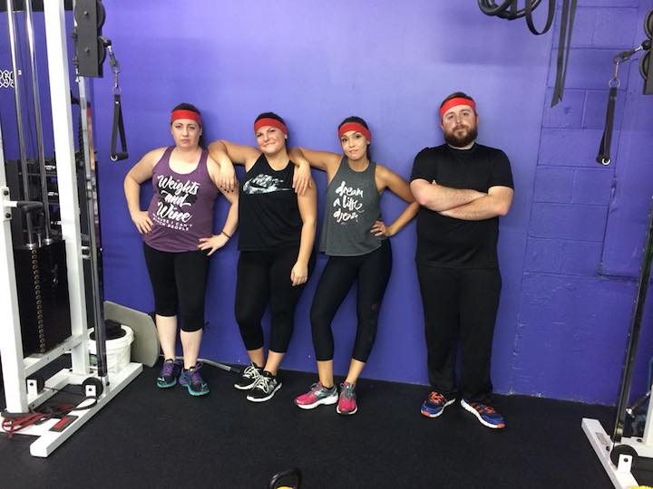 Small Group Fitness