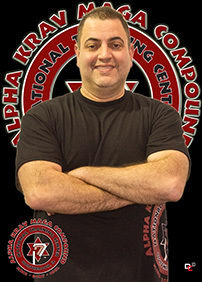 Al Ramos in 	 Northbrook - Alpha Krav Maga Compound