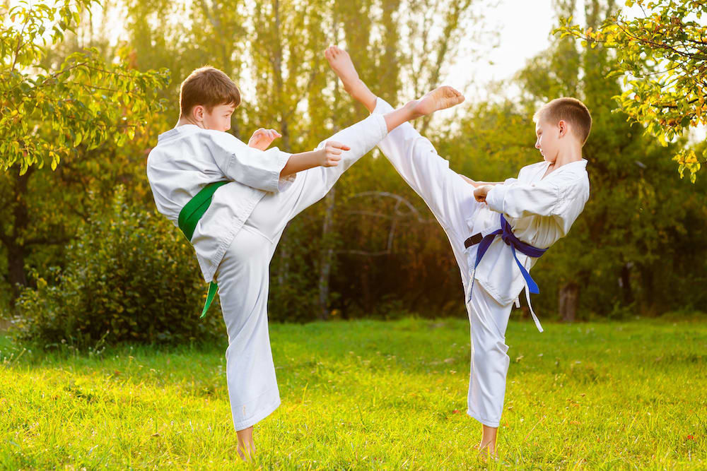 Kids Karate near Baldswinsville