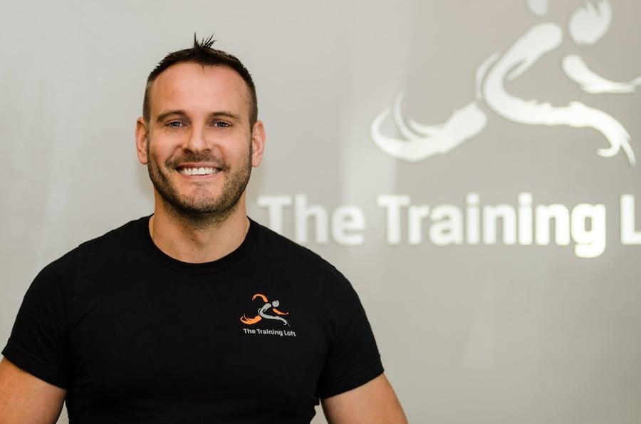 Stephen Kearney in Los Angeles - The Training Loft