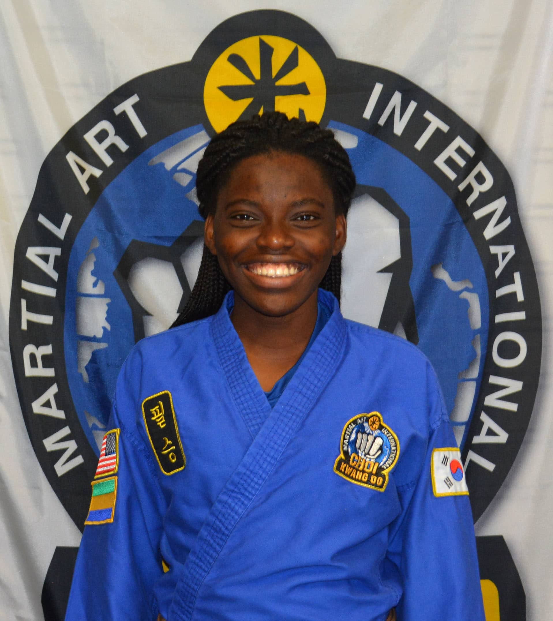 Dorcasse Nzamba in Kennesaw - CKD Martial Arts Of Kennesaw