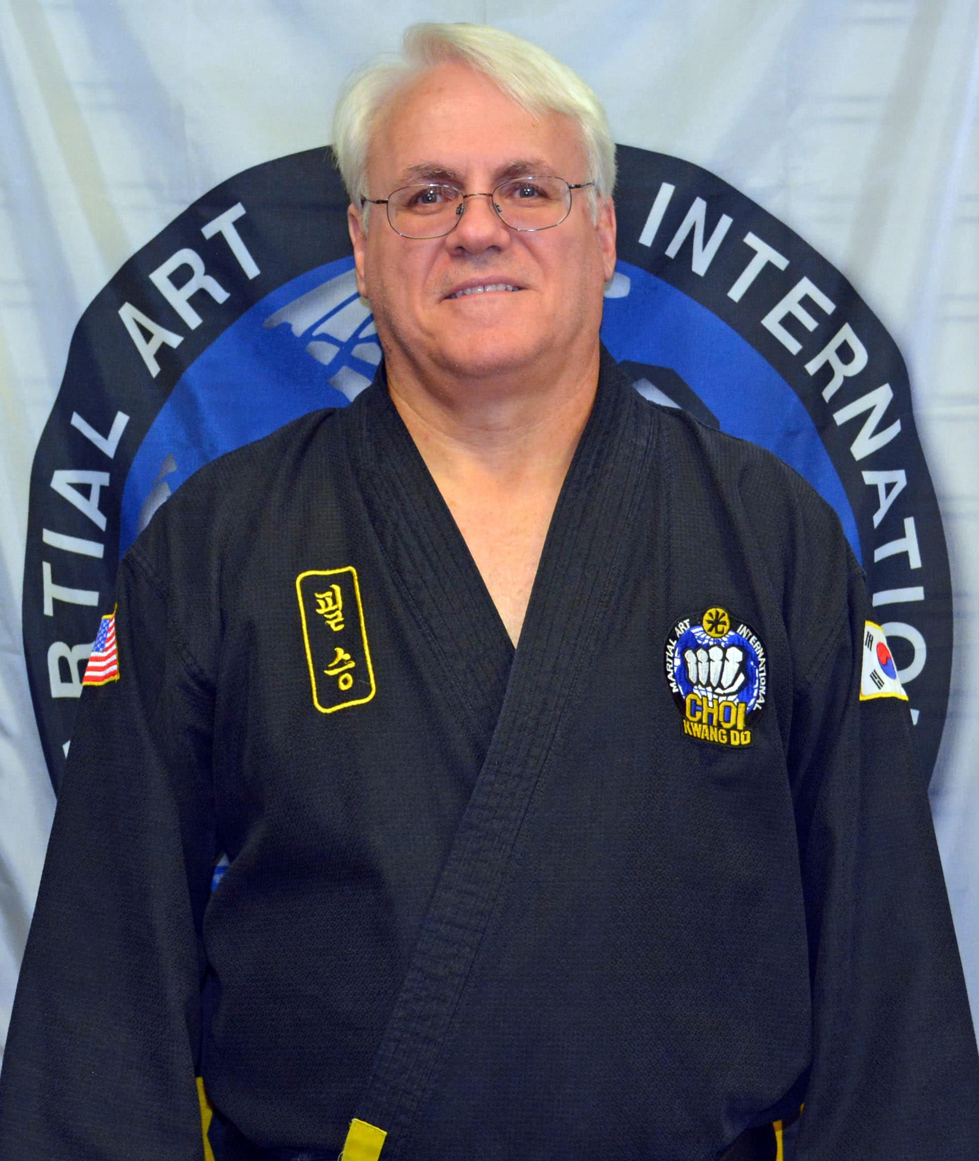 Deputy Master Darrell Brown in Kennesaw - CKD Martial Arts Of Kennesaw