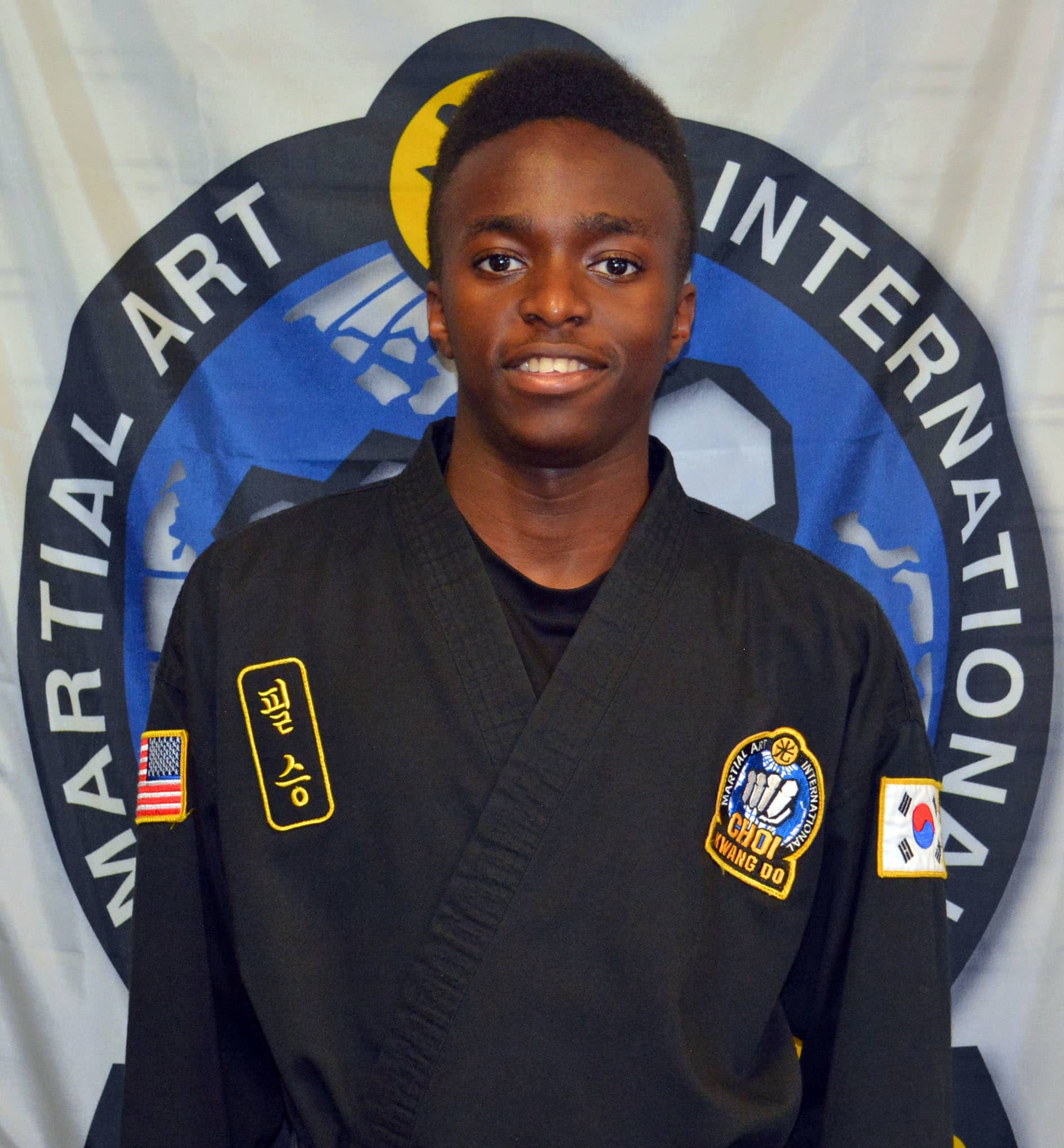 Joshua Chigumira in Kennesaw - CKD Martial Arts Of Kennesaw