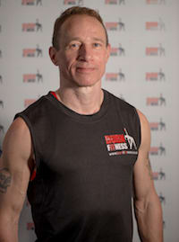 Jim Ashworth Beaumont in 	 Blackheath - Burn It Fitness