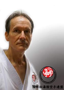 Barry O'Brien in Mesa - Shotokan Karate of Arizona