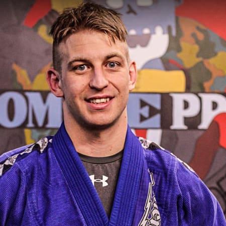 Matt Keenan Janes in Sydney - ZombieProof Brazilian Jiu Jitsu & Mixed Martial Arts