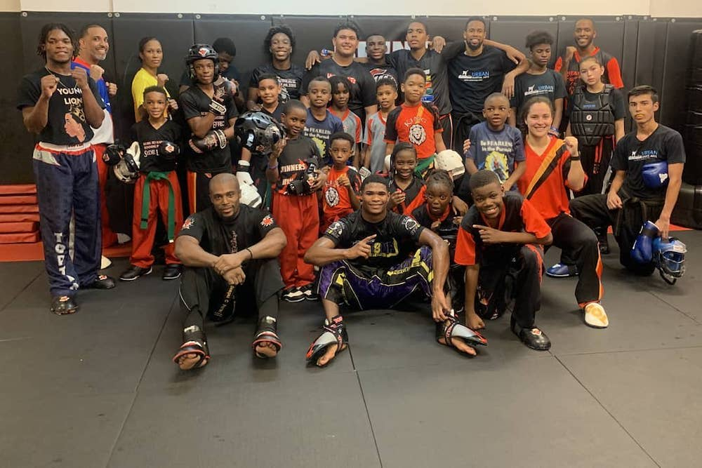 Kids Martial Arts near Brooklyn