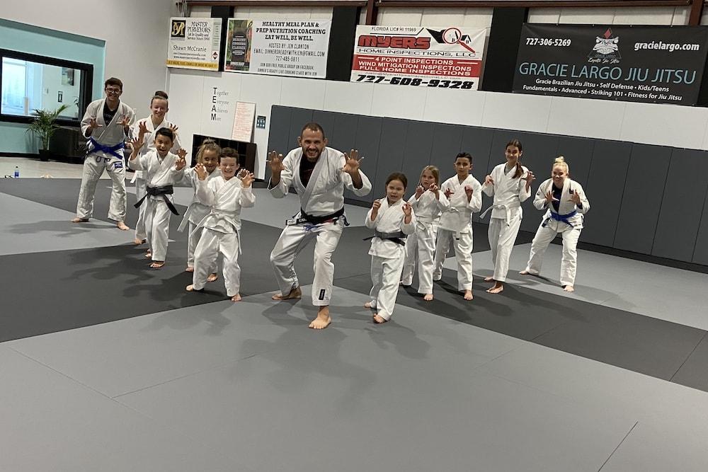 Adult Jiu Jitsu and Self Defense Largo