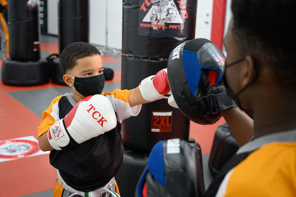 Kids Martial Arts near Bronx