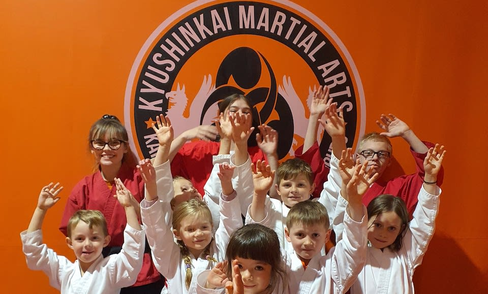 Kids Martial Arts  near Telford