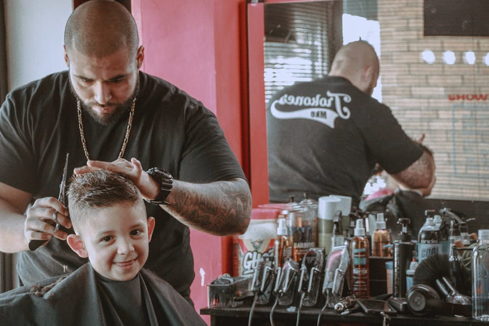 Kids Haircuts near Milwaukee