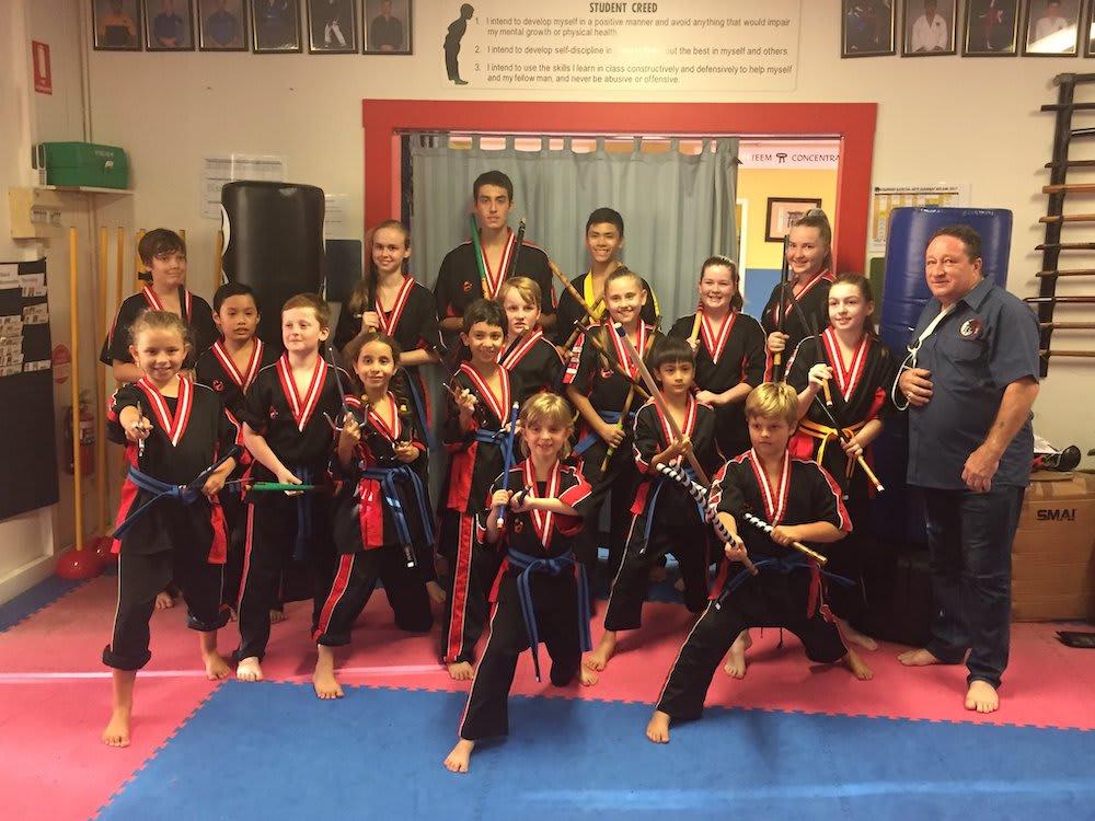 Nerang Kids Martial Arts - Combined Martial Arts Academy