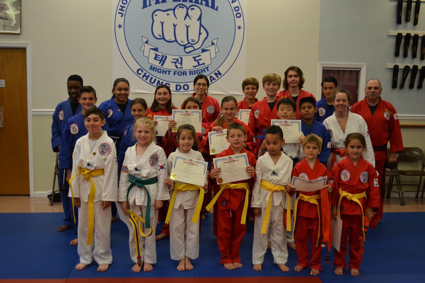 Shrewsbury Kids Martial Arts