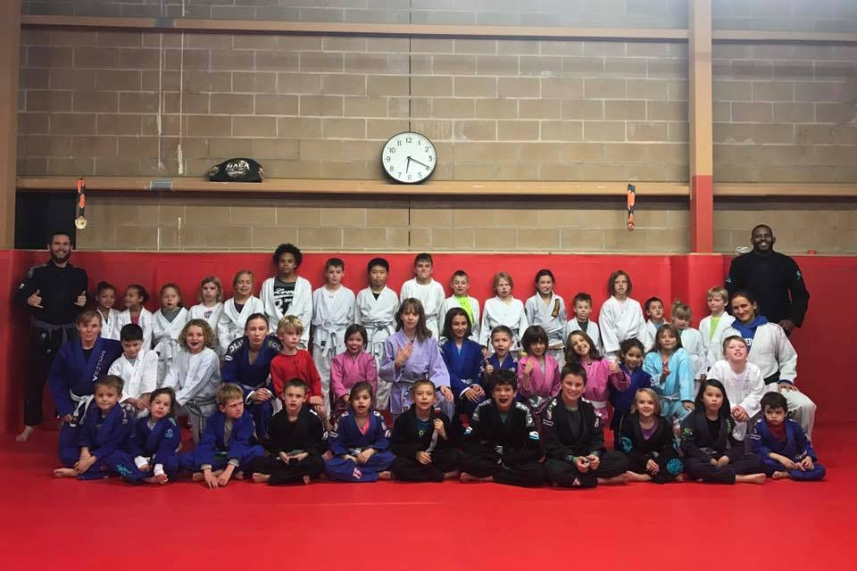 Castle Rock Kids Martial Arts